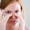 Sinusite, Tratamento Caseiro