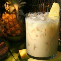 Sumo de Abacaxi, Laranja e Coco
