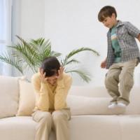 Hiperactividade (bebés)