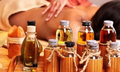 Oleos para Massagem
